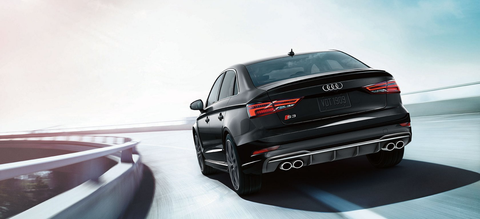 New Audi S3 Exterior main image
