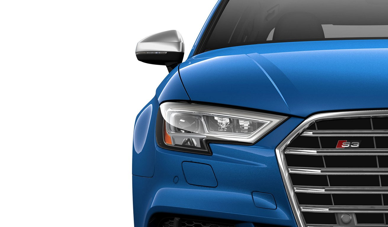 New Audi S3 Exterior image 1