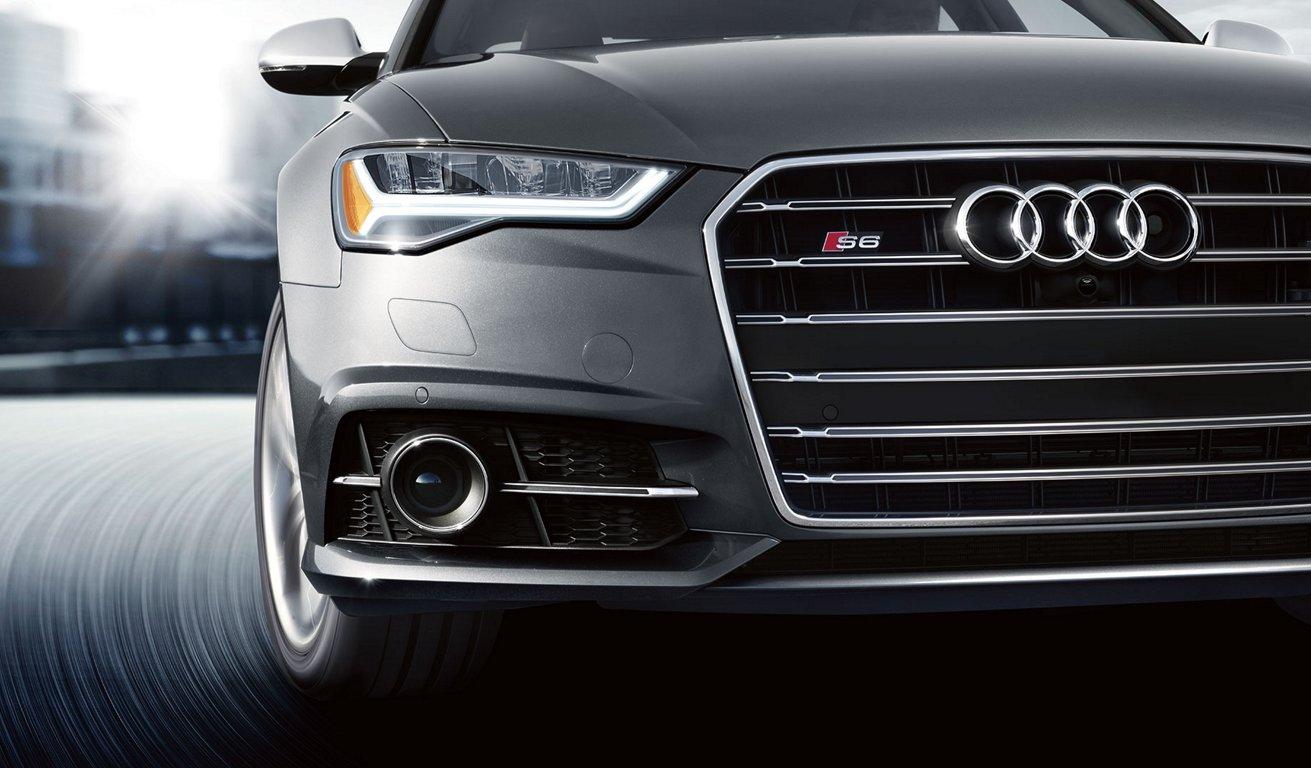 New Audi S6 Exterior image 2