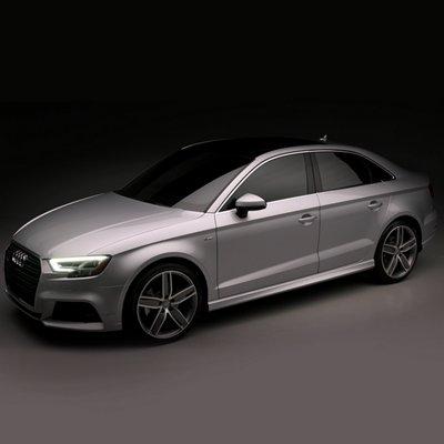 2019 Audi A3 Sedan Quattro Price Specs Audi Usa