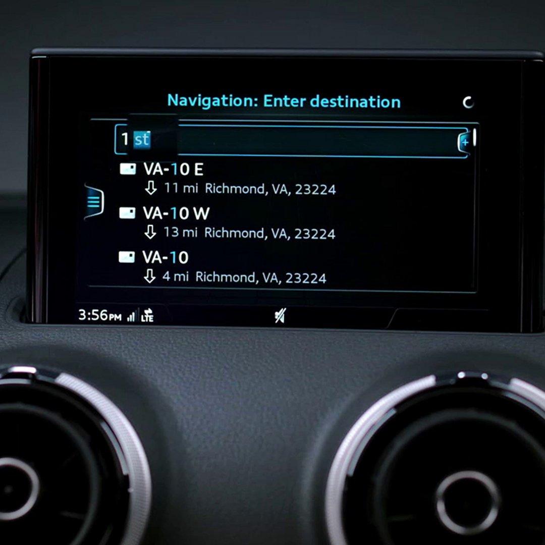 2018 Audi A3 Sportback e-tron®: Technology | Audi USA