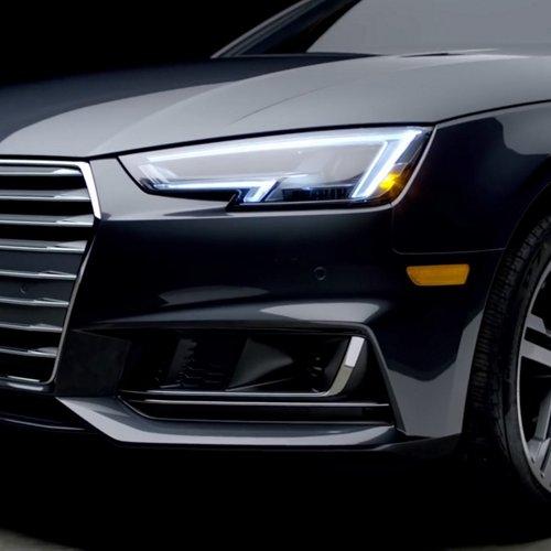 2018 Audi A4 Sedan Quattro Price Specs Audi Usa