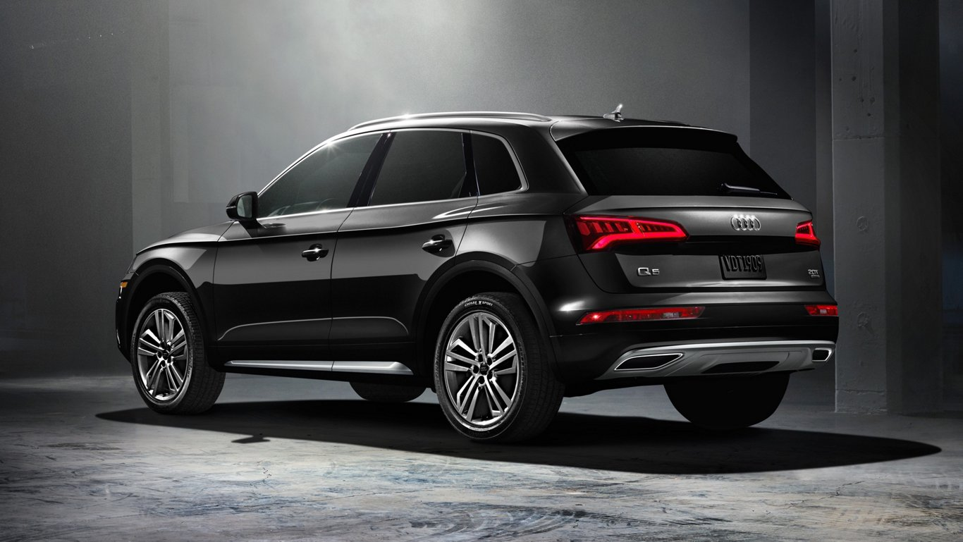 New 2018 Audi Q5 for sale near Santa Clarita, CA; Simi ...