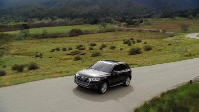 2018 Audi Q5 SUV: Quattro® | Overview U0026 Price | Audi USA | Audi USA