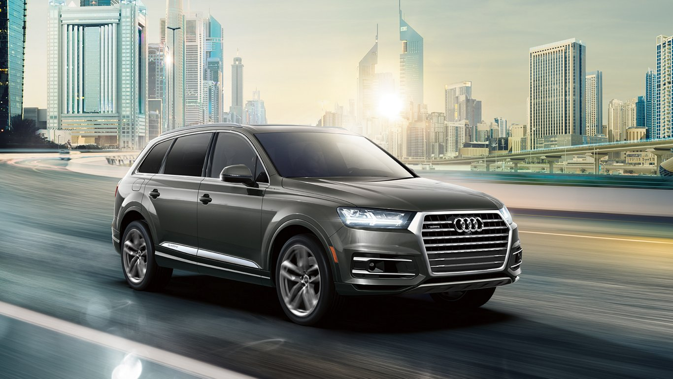 new 2018 audi q7 for sale near santa clarita ca simi valley ca lease or buy a new 2018 audi. Black Bedroom Furniture Sets. Home Design Ideas