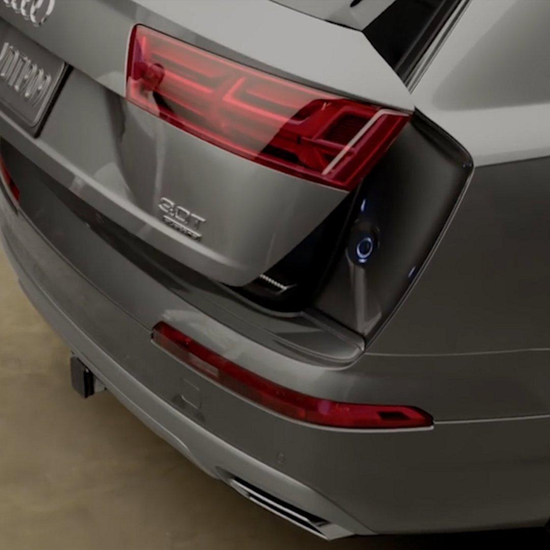 Audi Q Design Audi USA - 2018 audi q7