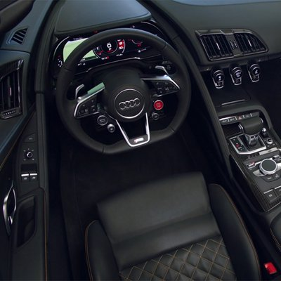 2018 Audi R8 Coupe | Design | Audi USA