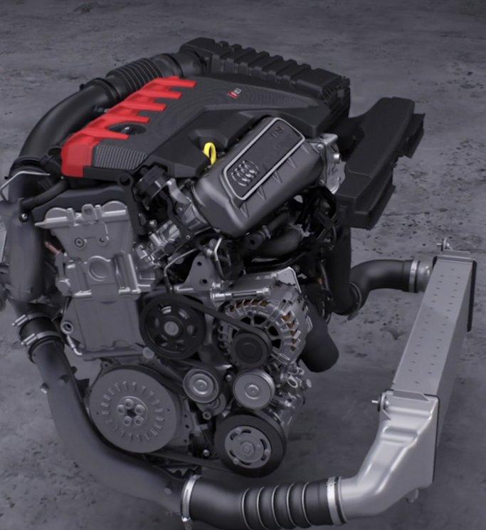 2018 Audi TT RS | Performance | Audi USA