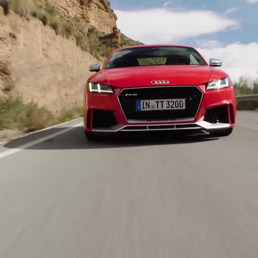 Audi audi rs tt : 2018 Audi TT RS | Features & Specs | Audi USA