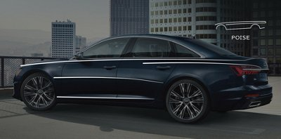 2019 Audi A6 Luxury Sports Sedan Audi Usa Audi Usa