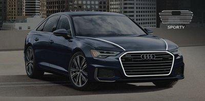 2019 audi a6 luxury sports sedan audi usa audi usa Audi A6 Fog Lights