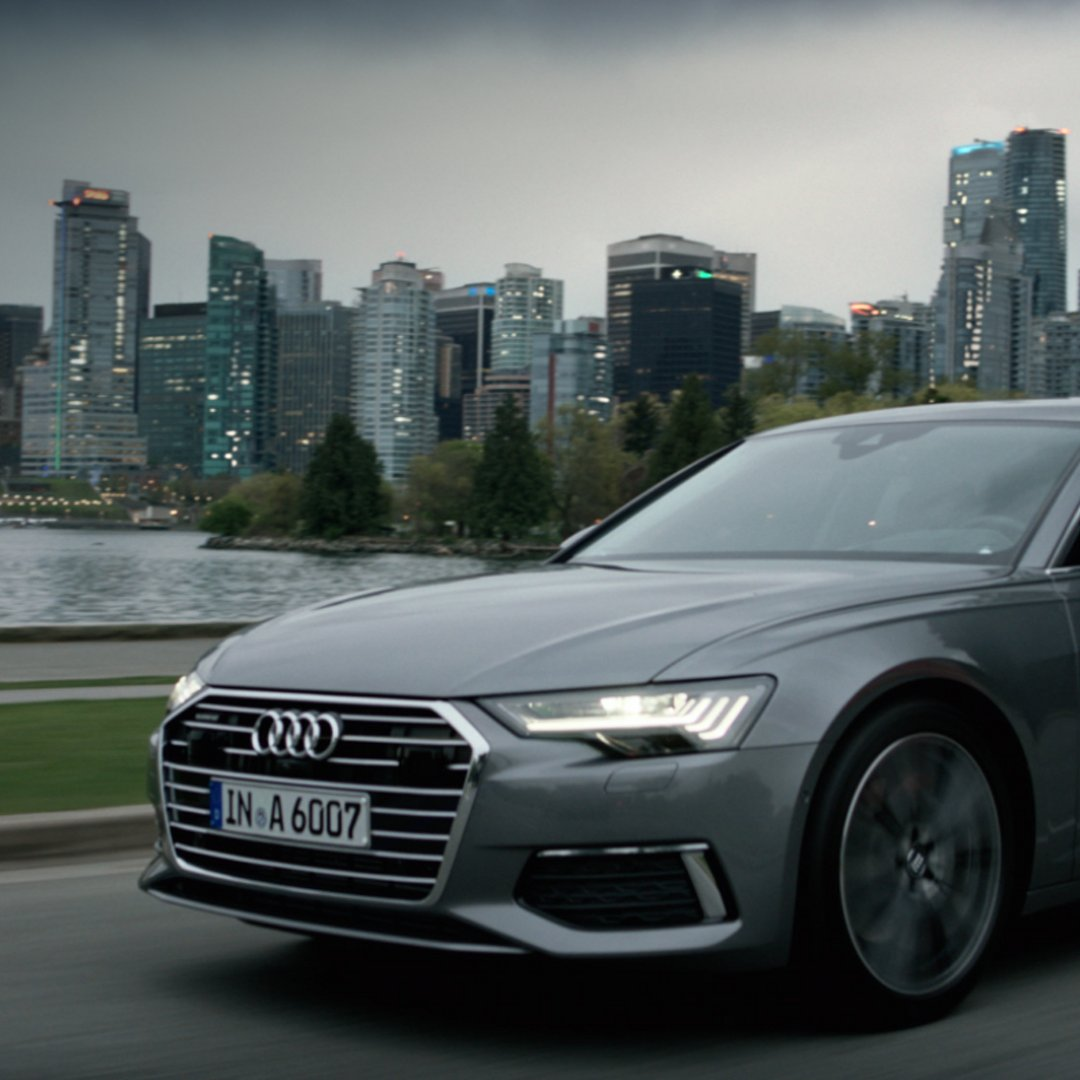 2019 Audi A6 Luxury Sports Sedan Audi Usa Audi Usa