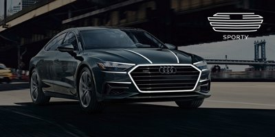 2019 Audi A7 Luxury Sedan Audi Usa