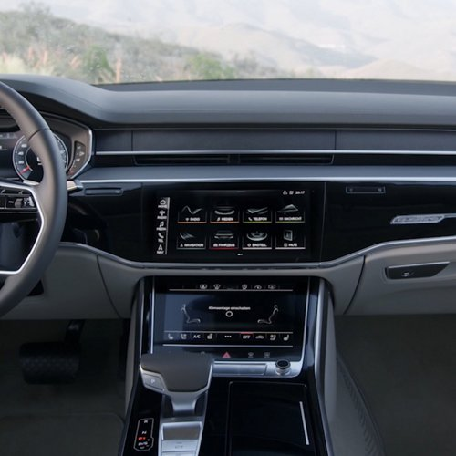 A Redefining Luxury Driver Assistance And Technology - Audi a8