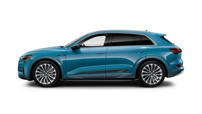 Audi Etron The First Purely Electric SUV From Audi Audi USA - Audi etron