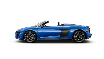 2020 Audi R8 Spyder Features Audi Usa