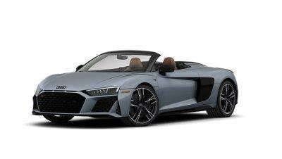 2020 Audi R8 Spyder: Features | Audi USA