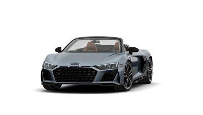 2020 Audi R8 Spyder Features Audi Usa