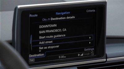 audi mmi car multimedia navigation system audi usa rh audiusa com Porsche Navigation Blue Tooth Audi MMI Interface