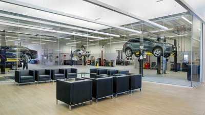 collision repair & repair facilities | audi usa