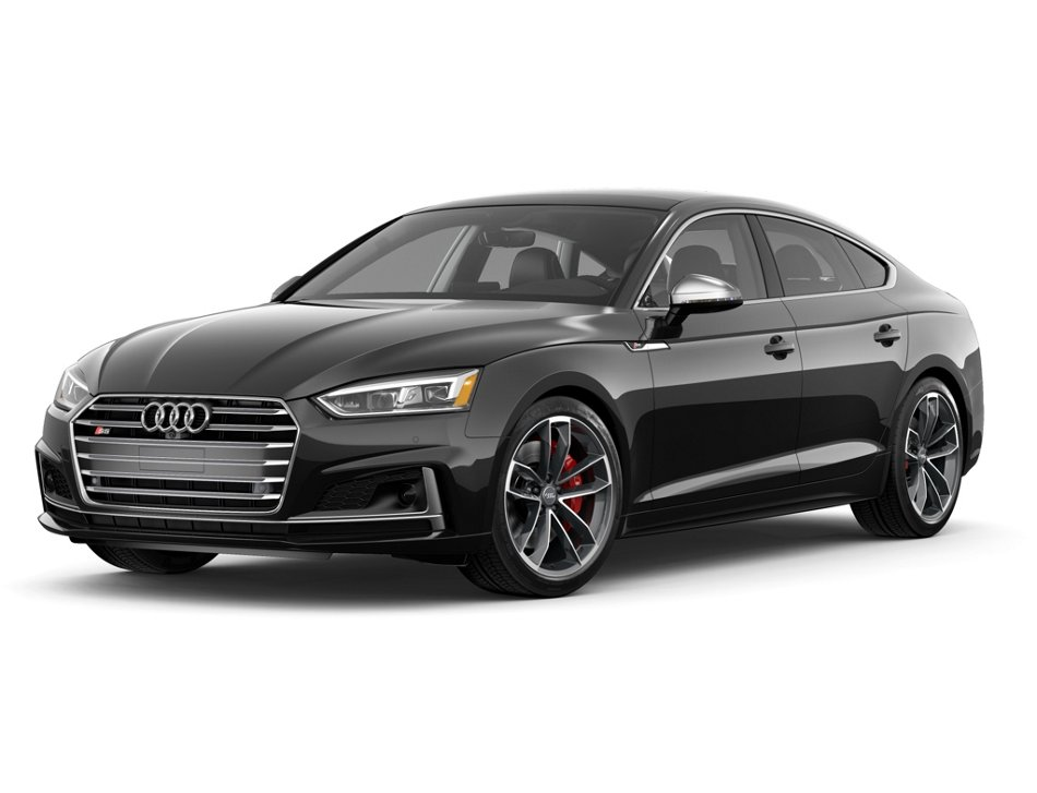 2018 S5 Sportback Premium Plus Shown Exterior Color Options Will Vary Based On Model Trim Level And Package May Increase Price