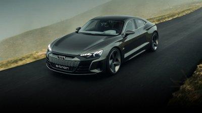Audi E Tron Gt Concept Audi Usa