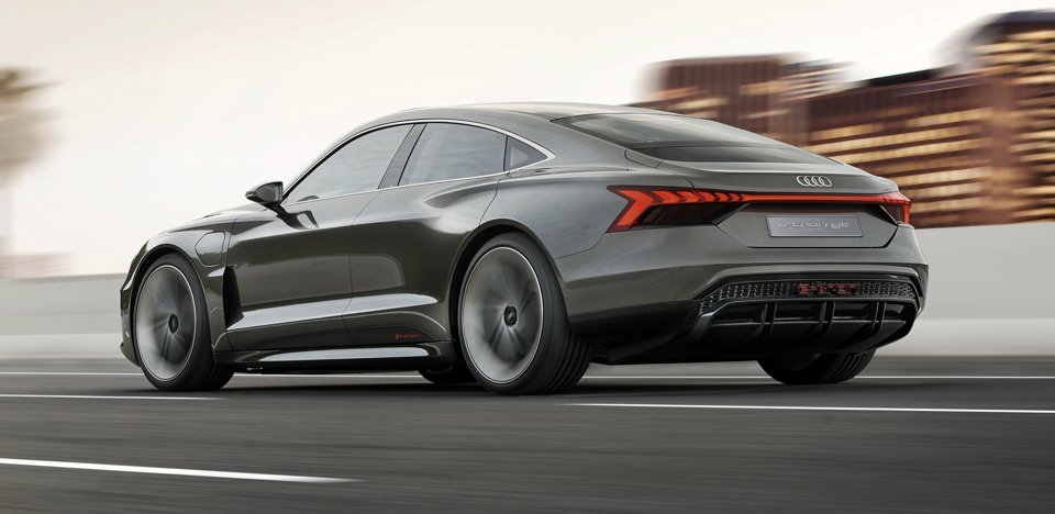 Clic Gran Turismo Proportions Infused With Electrifying Audi Sport Dna