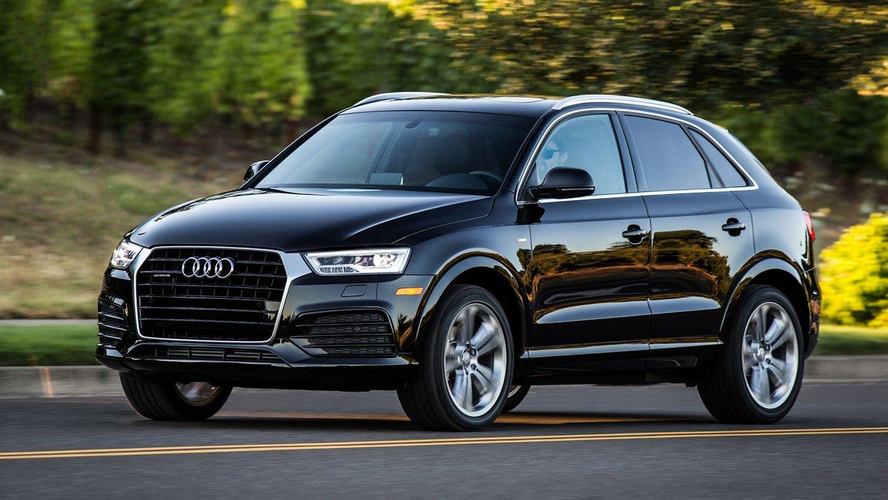 Acura Rdx Lease >> New 2016 Audi Q3 for sale near Bloomington IL, Springfield ...