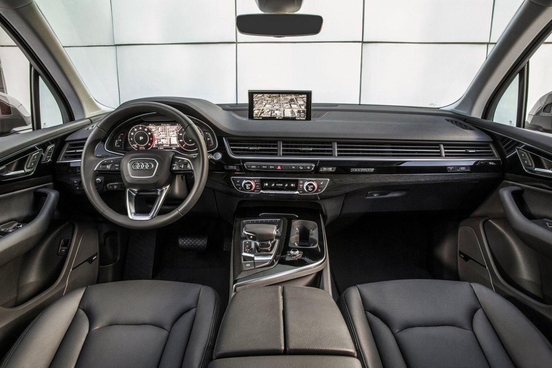 2017 Audi Q7 Lease