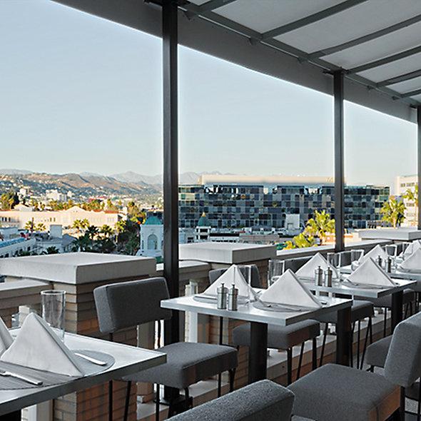 Barneys New York Restaurant Beverly Hills Ca