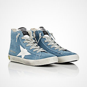 09a028f3cc74 Make her sneakers the star of the outfit with these bold styles.