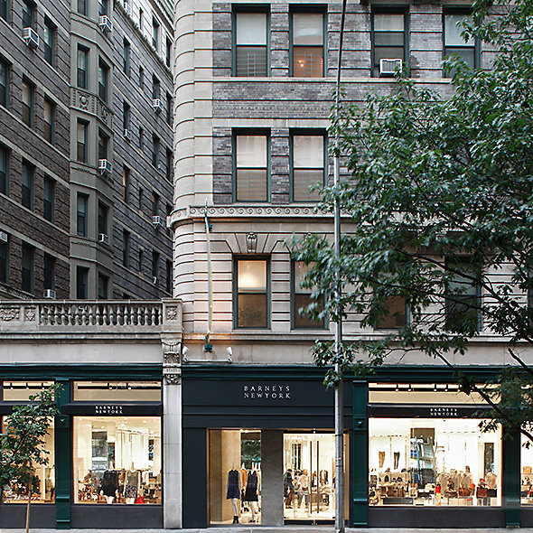 Barneys New York is a luxury specialty retailer renowned for having the most discerning edit from the world's top designers, including women's and men's ready-to-wear, accessories, shoes, jewelry, cosmetics, fragrances, and gifts for the home.