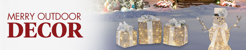 outdoor christmas decorations - Christmas Lights Clearance Online