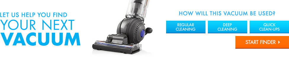 Let Us Help You Find Your Next Vacuum - Try Vacuum Advisor