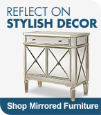 Shop Mirrored Furniture