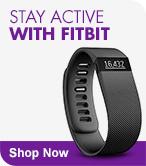 Stay Active with Fitbit