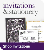 Shop Invitations & Accessories
