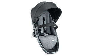 Image of additional child seat