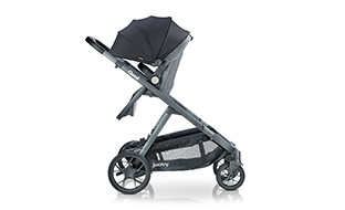 Image of single capacity stroller