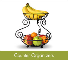 Shop Counter Organizers