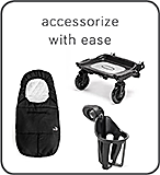 Baby Jogger - Accessorize with Ease