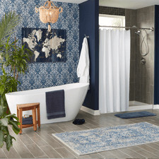 Global Evolution Bathroom Styles