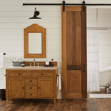 Farmhouse Bathroom Styles