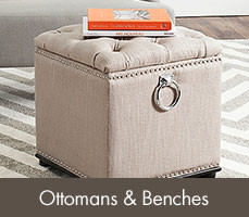 Ottomans & Benches