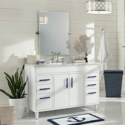 Coastal Bathroom Styles