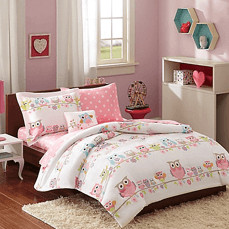 comforter beyond store sets hart bedding category mermaids bed laura comforters kids bath collection