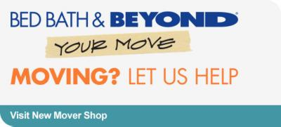 Moving? Let Us Help. Visit new Mover Shop image