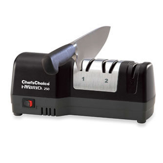 Chef's Choice Hybrid 250 Diamond Hone® Knife Sharpener
