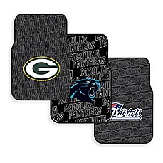 NFL Rubber Car Mats (Set of 2)