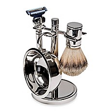 Kingsley for Men 4-Piece Shave Set